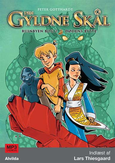Den gyldne skål - Ruinbyen bog 2: Dødens bytte - Maneno