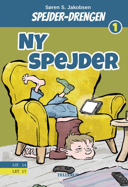 Spejderdrengen #1: Ny spejder - Maneno