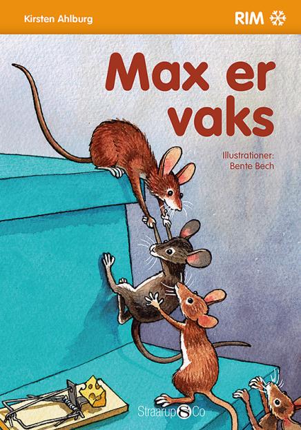 Max er vaks - Maneno