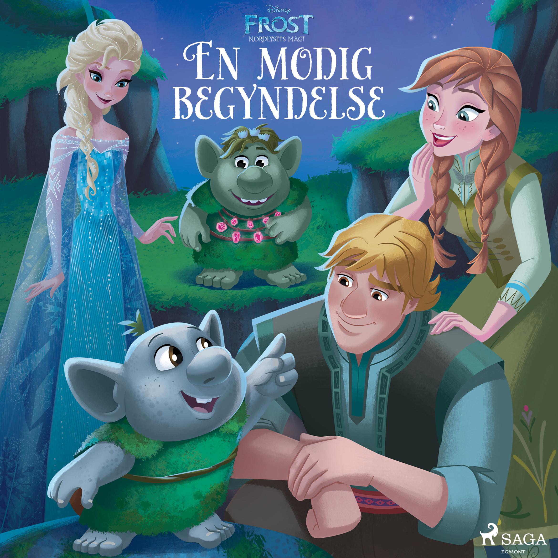 Frost Nordlysets magi: En modig begyndelse - Maneno