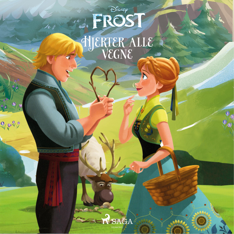 Frost: Hjerter alle vegne - Maneno
