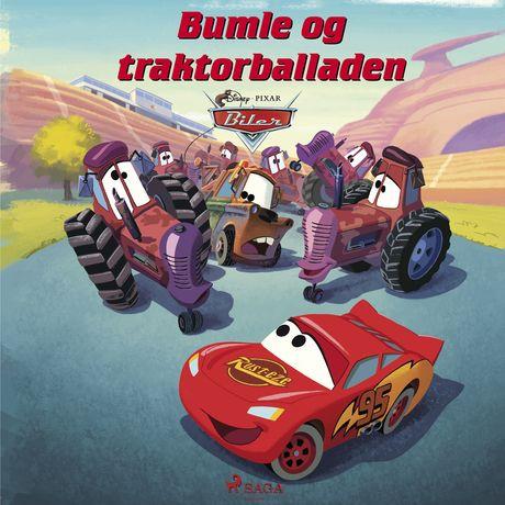 Bumle og traktorballaden - Maneno
