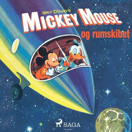 Mickey Mouse og rumskibet - Maneno