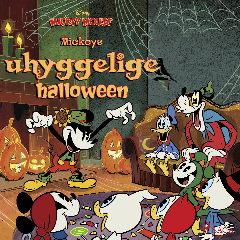 Mickeys uhyggelige halloween - Maneno