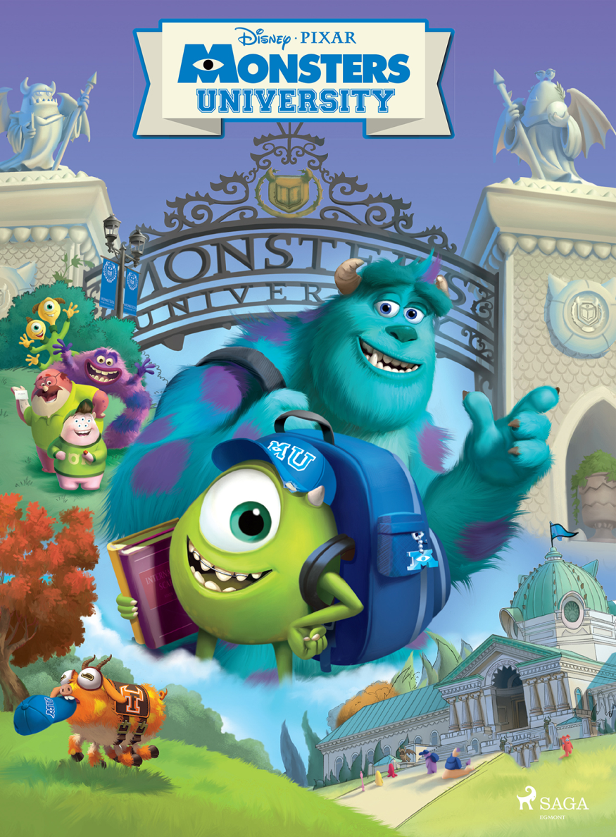 Monsters University - Maneno