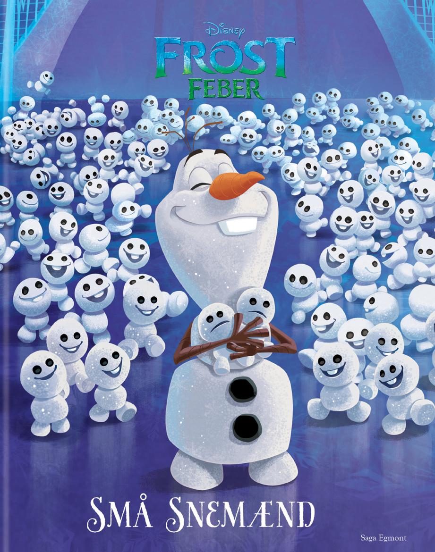 Frostfeber: Små snemænd - Maneno