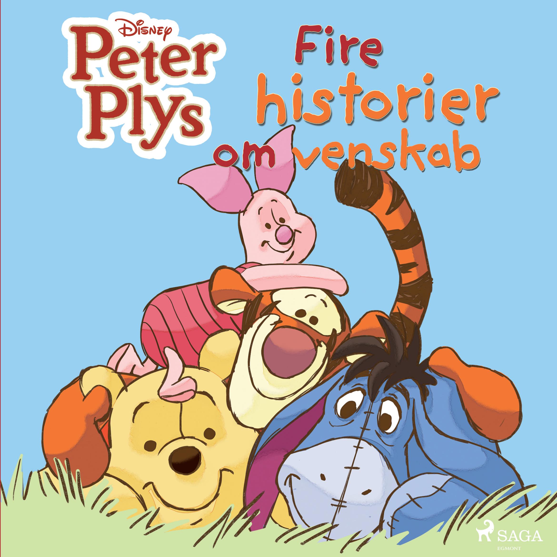 Peter Plys: Fire historier om venskab - Maneno