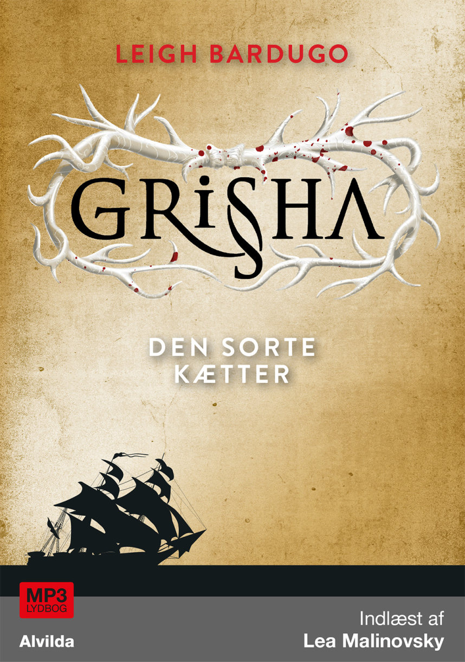 Grisha #2: Den sorte kætter - Maneno - 10226