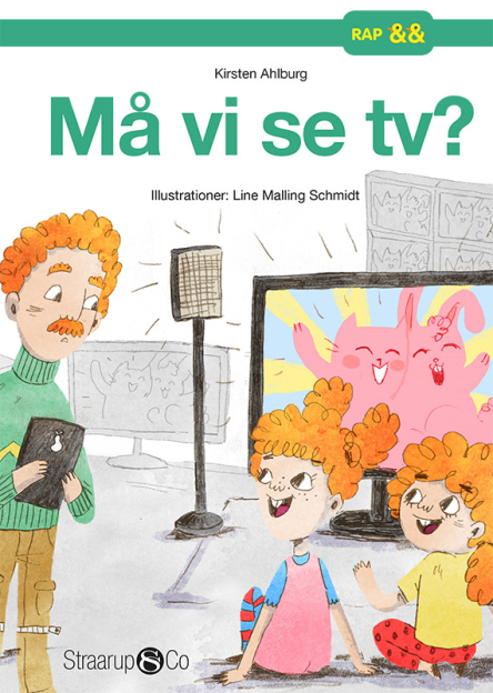 Må vi se tv? - Maneno