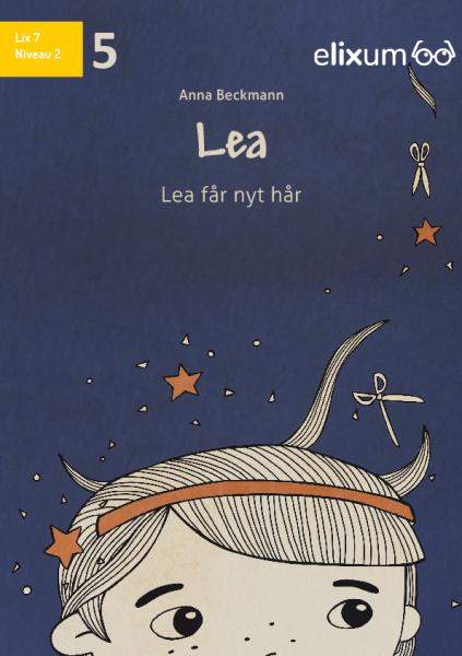 Lea #5: Lea får nyt hår - Maneno - 9197