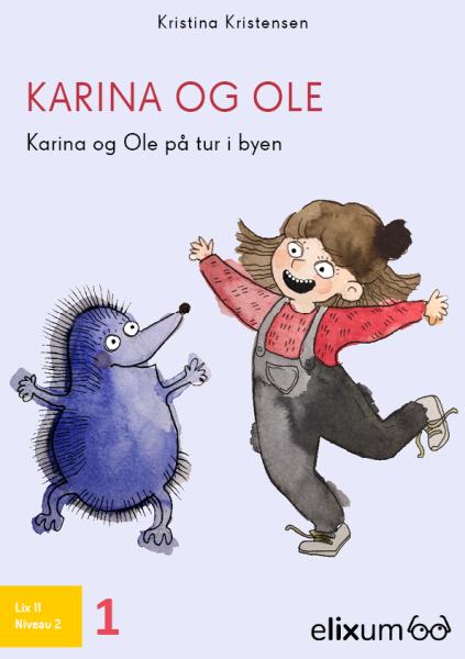 Karina og Ole #1: På tur i byen - Maneno - 9211