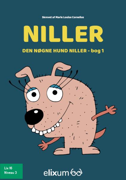 Niller #1: Den nøgne hund Niller - Maneno - 9227