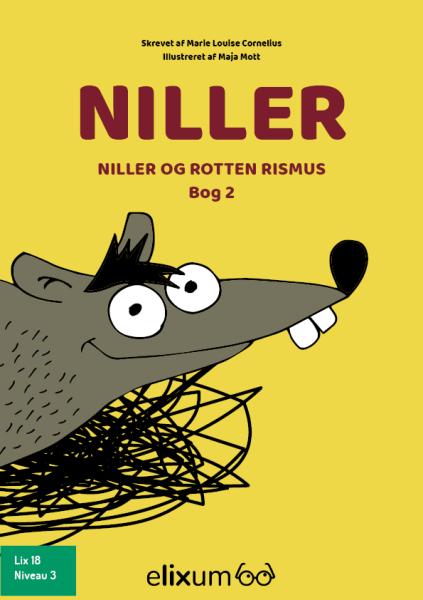 Niller #2: Niller og rotten Rismus - Maneno - 9229