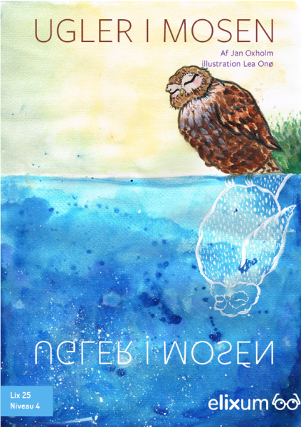 Ensomme dyr #2: Ugler i mosen - Maneno - 9269