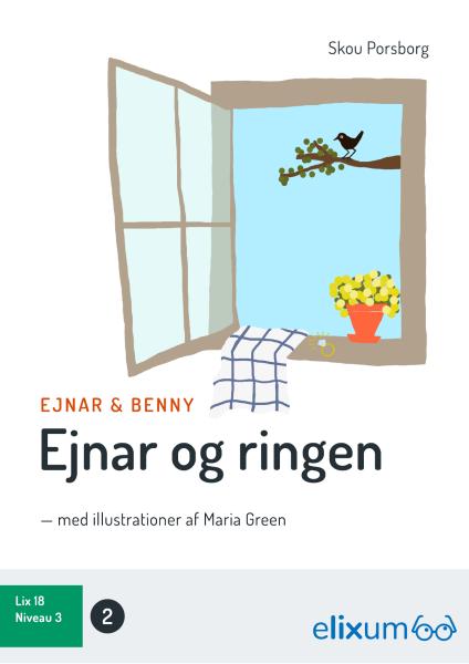 Ejnar og Benny #2: Ejnar og ringen - Maneno - 9233