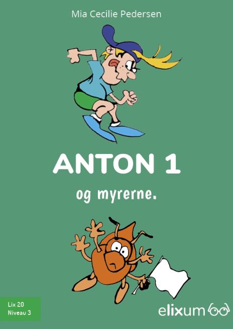 Anton og myrerne - Maneno - 9239