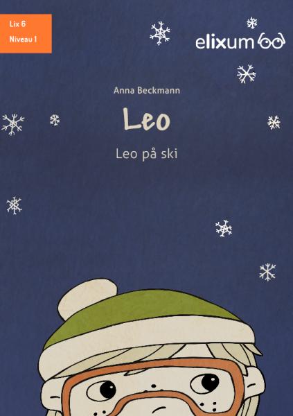Leo på ski - Maneno - 9243