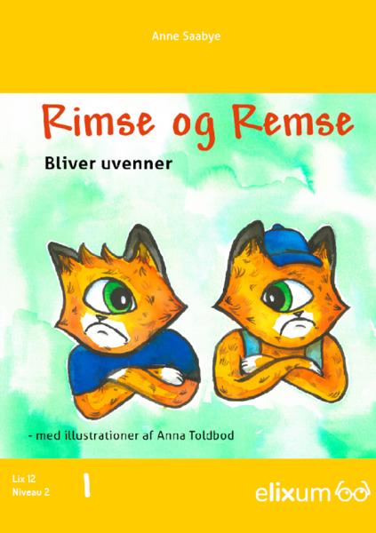 Rimse og Remse #1: Bliver uvenner - Maneno - 9245