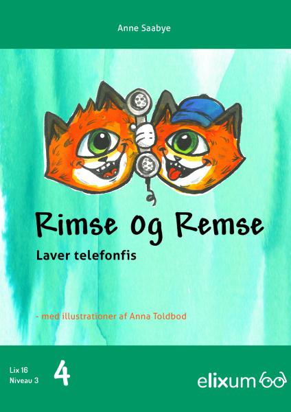 Rimse og Remse #4: Laver telefonfis - Maneno - 9251