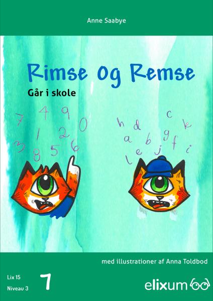 Rimse og Remse #7: I skoven - Maneno - 9257