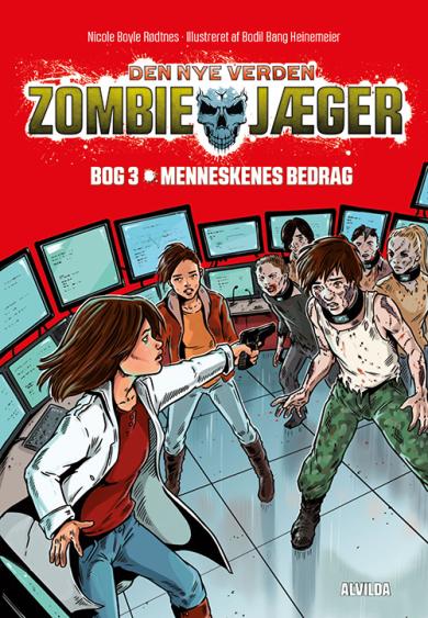 Zombie-jæger - Den nye verden 3: Menneskenes bedrag - Maneno - 10892