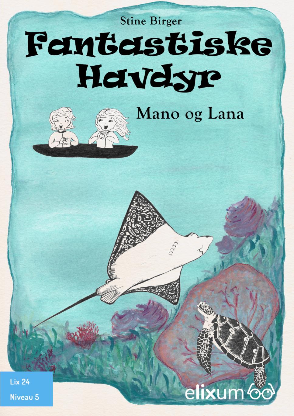 Fantastiske Havdyr - Maneno - 9281