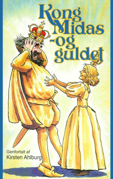 Kong Midas - og guldet - Maneno