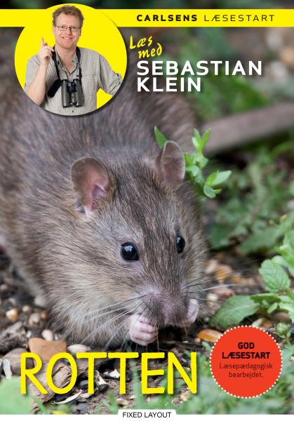 Læs med Sebastian Klein - Rotten - Maneno