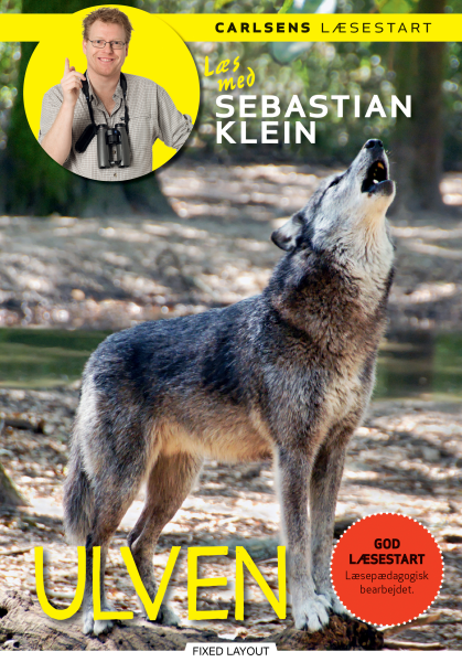 Læs med Sebastian Klein - Ulven - Maneno