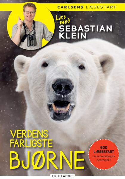 Læs med Sebastian Klein - Verdens farligste bjørne - Maneno