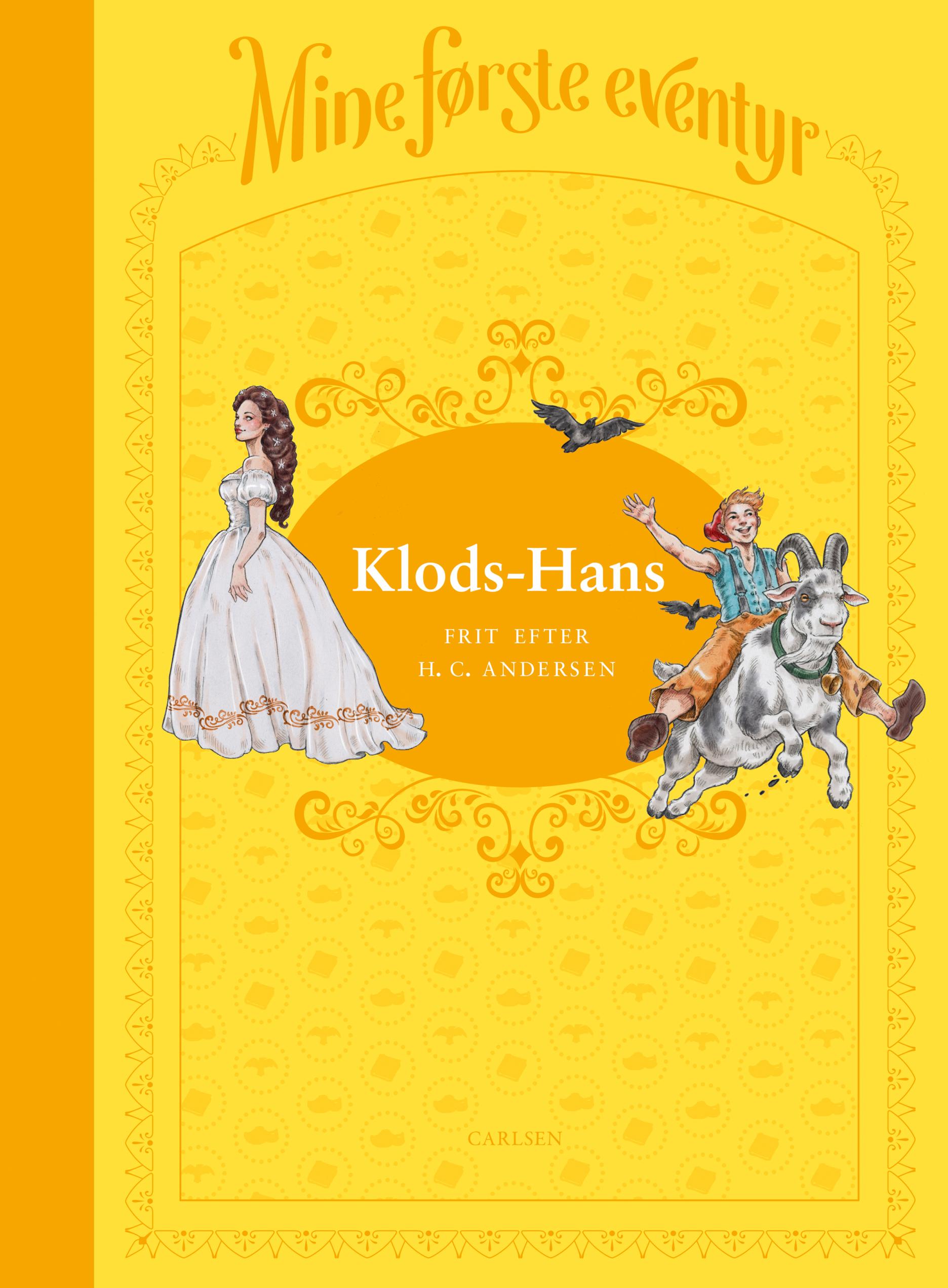 Mine første eventyr #4: Klods-Hans - Maneno