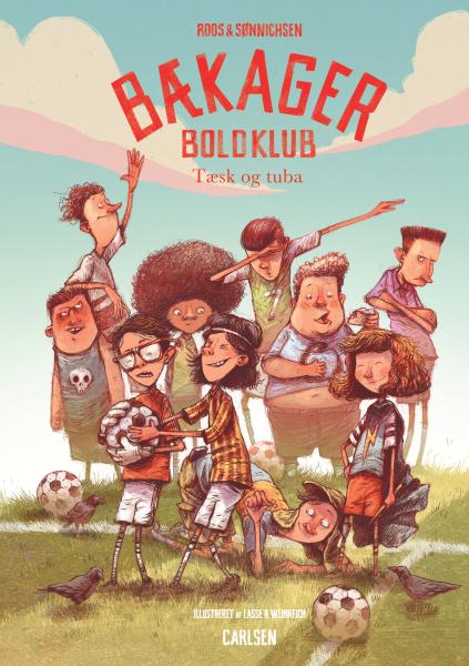 Bækager Boldklub #1: Tæsk og tuba - Maneno