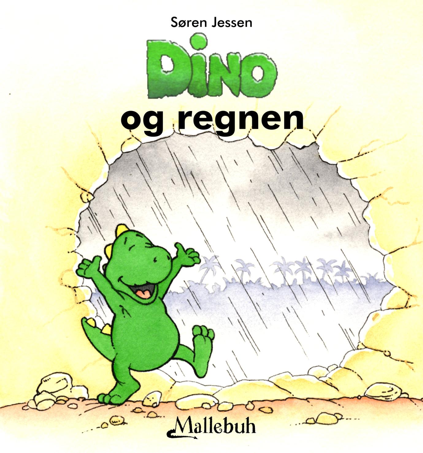 Dino og regnen - Maneno