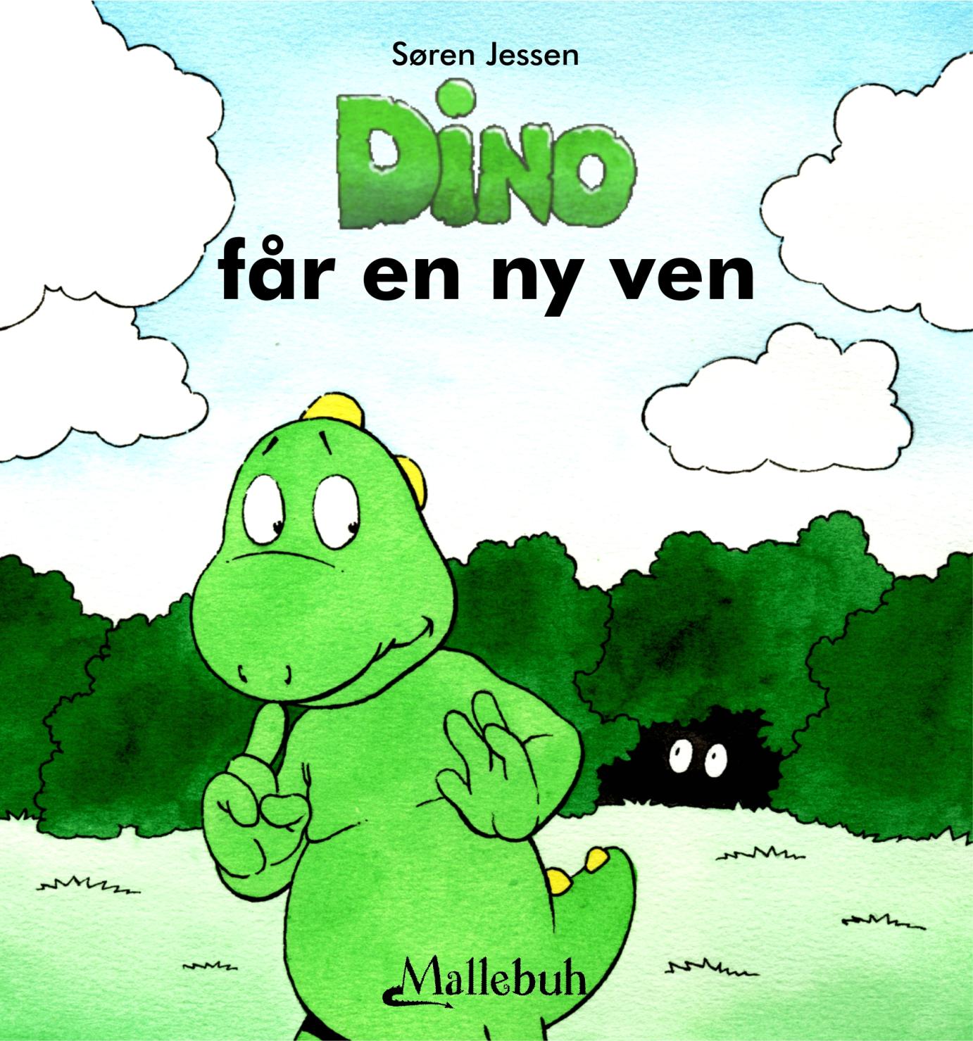Dino får en ny ven - Maneno