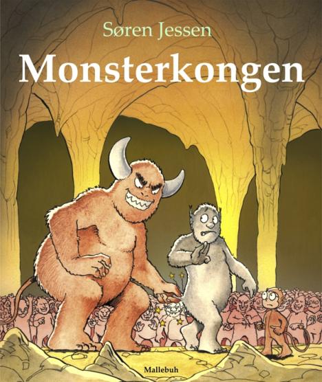 Monsterkongen - Maneno