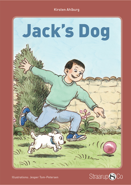 Jack's Dog - Maneno