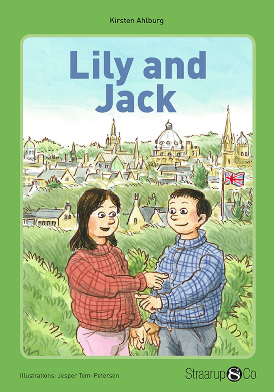 Lily and Jack - Maneno