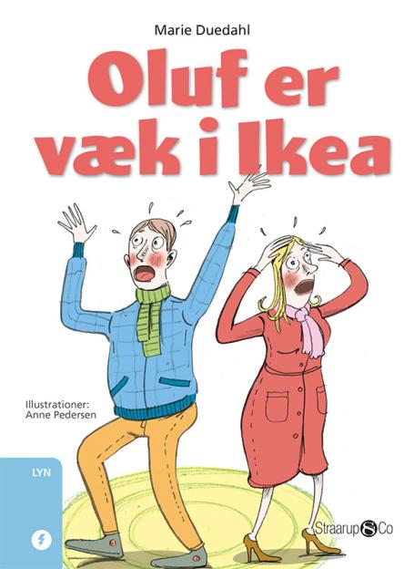 Oluf er væk i Ikea - Maneno