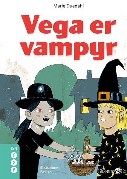 Vega er vampyr - Maneno