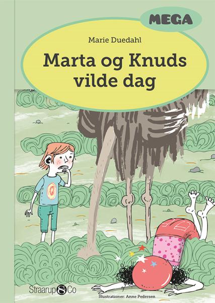Marta og Knuds vilde dag - Maneno