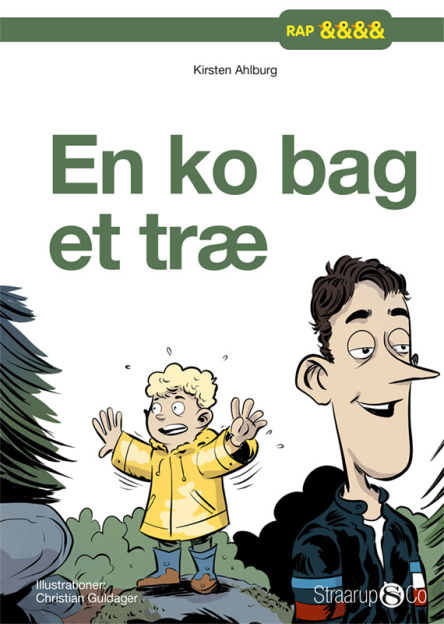 En ko bag et træ - Maneno