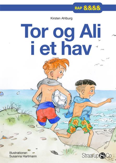 Tor og Ali i et hav - Maneno
