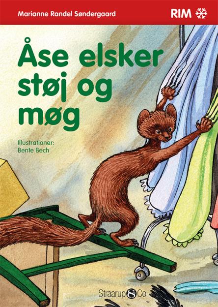 Åse elsker støj og møg - Maneno