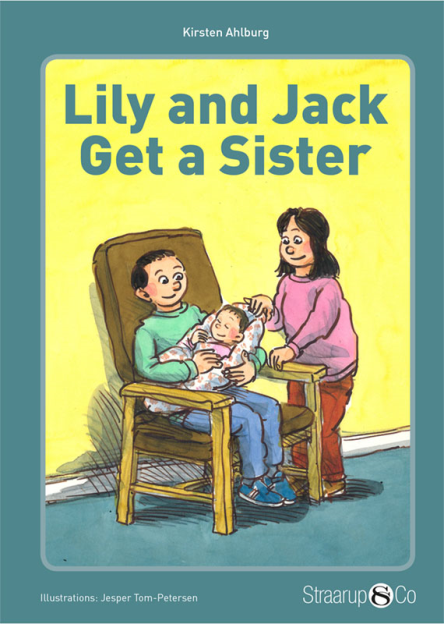 Lily and Jack get a Sister - Maneno