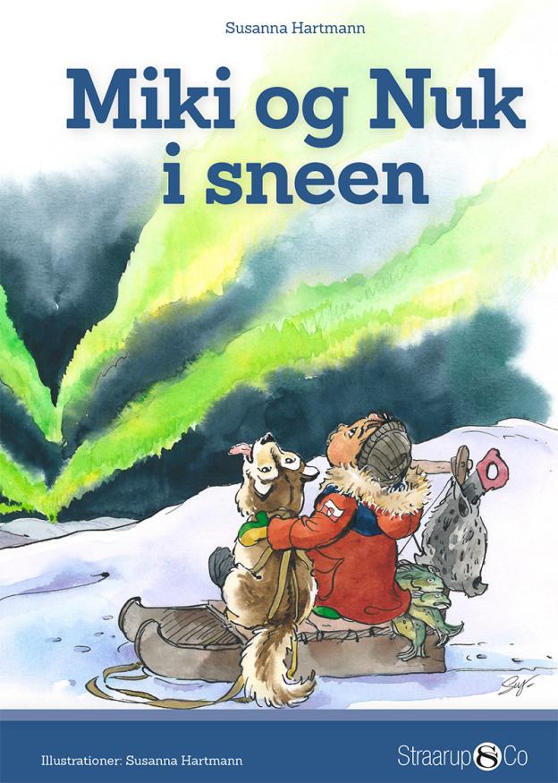 Miki og Nuk i sneen - Maneno