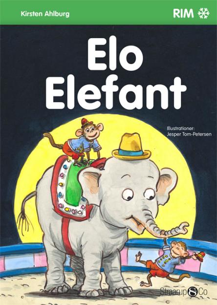 Elo Elefant - Maneno