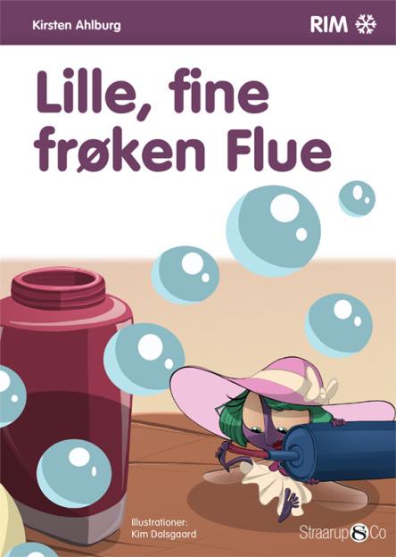 Lille, fine frøken Flue - Maneno