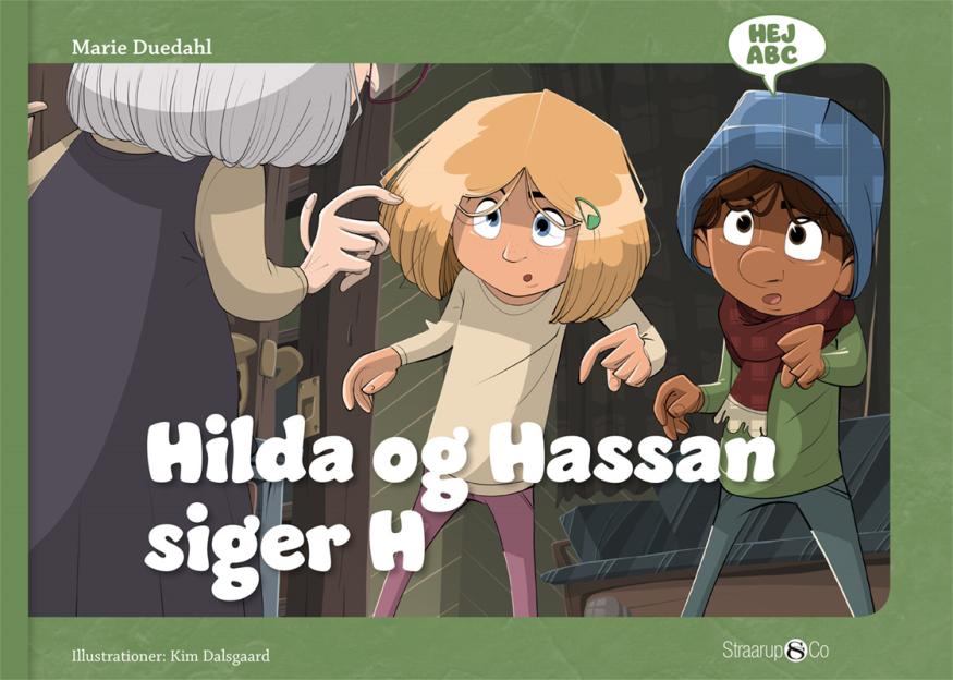 Hej ABC: Hilda og Hassan siger H - Maneno