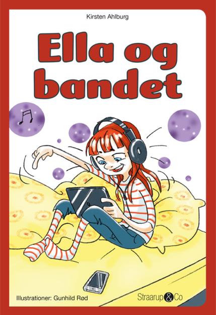 Ella og bandet - Maneno