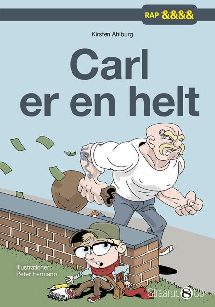 Carl er en helt - Maneno